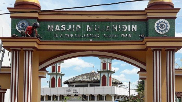 Masjid Mujahidin Rantau Datangkan Imam Tarawih dari Yogyakarta