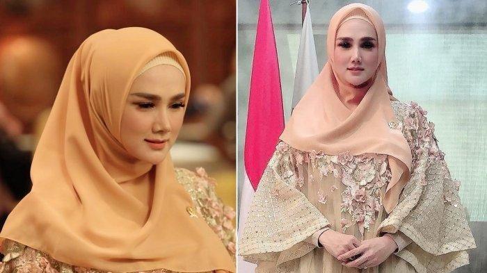 Penampilan Mulan Jameela Tuai Berbagai Komentar, Istri Ahmad Dhani Dinilai Lebih Syar'i