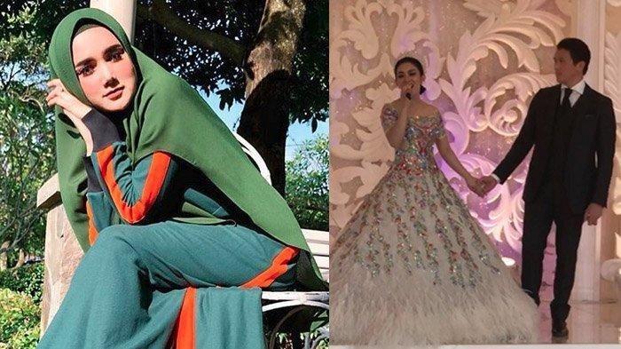 Foto Mulan Jameela di Resepsi Pernikahan Syahrini dan Reino Barack Jadi Perdebatan