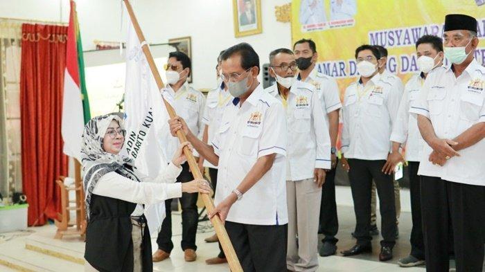 Terpilih Aklamasi, H Rusli Kembali Pimpin Kadin Kabupaten Barito Kuala Kalsel