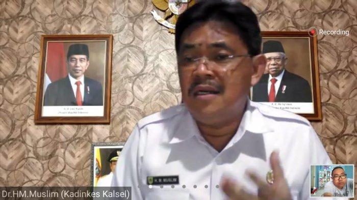 Tekan Laju Penularan Covid 19,  Ini yang Dilakukan Dinkes Kalimantan Selatan