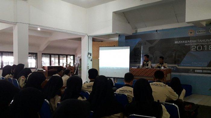 Mahasiswa antar Fakultas ULM Silakan Belajar Bursa Efek