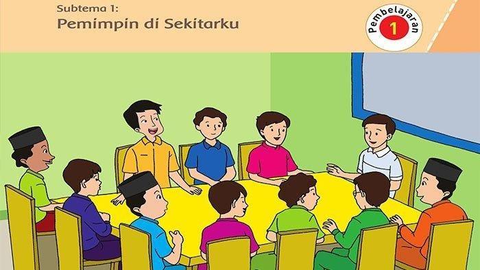 Kunci Jawaban Soal Kelas 6 Tema 7 Halaman 53-60, Buku Tematik Subtema 2