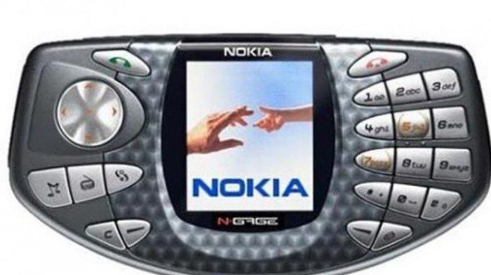 Bernostalgia dengan Nokia N-Gage, Sekarang Bisa Dimainkan di Android
