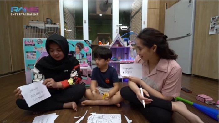 Calon Pengasuh Anak Kedua Nagita dan Raffi Ahmad Dibocorkan Mbak Lala si Pengasuh Rafathar