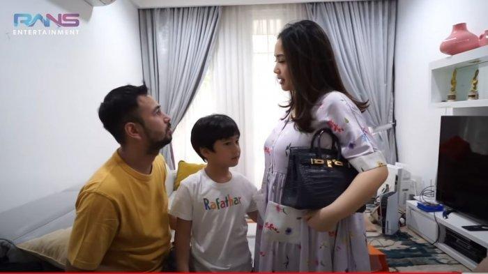 Penyebab Bau Tubuh Raffi Ahmad Kini Terungkap, Nagita Slavina Sampai Tahan Napas