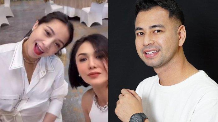 Tak Canggung Kala Ketemu Nagita Slavina, Yuni Shara Malah Sapa dan Elus Perut Istri Raffi Ahmad