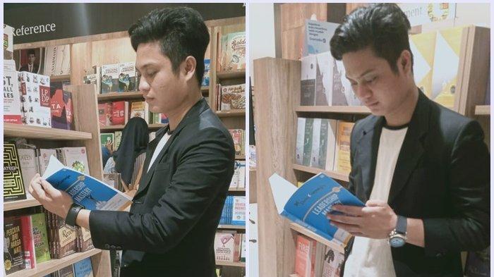 Nanang Banjar Ini Suka Berbagi Melalui Buku, Ajak Pemuda Gali Potensi yang Terkubur
