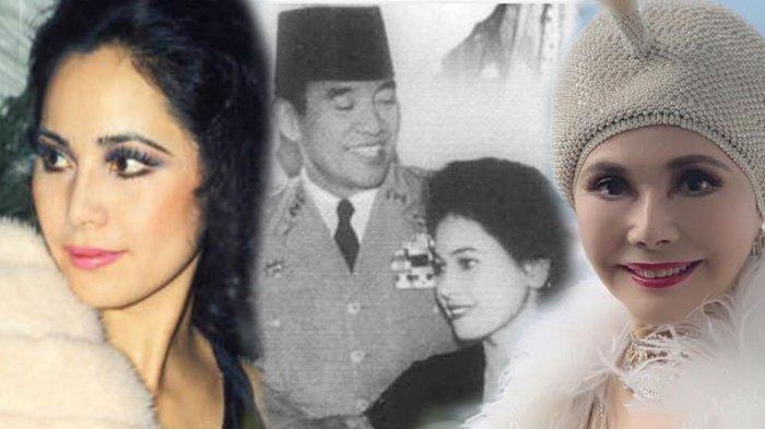 Kabar Terbaru Janda Presiden Soekarno, Naoko Nemoto alias Ratna Sari Dewi, Cantik Diusia 79 Tahun