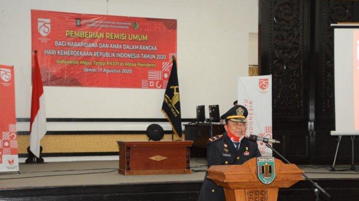 Napi Lapas Tanjung Dapat Remisi di Hari Kemerdekaan, Ada Yang Langsung Bebas