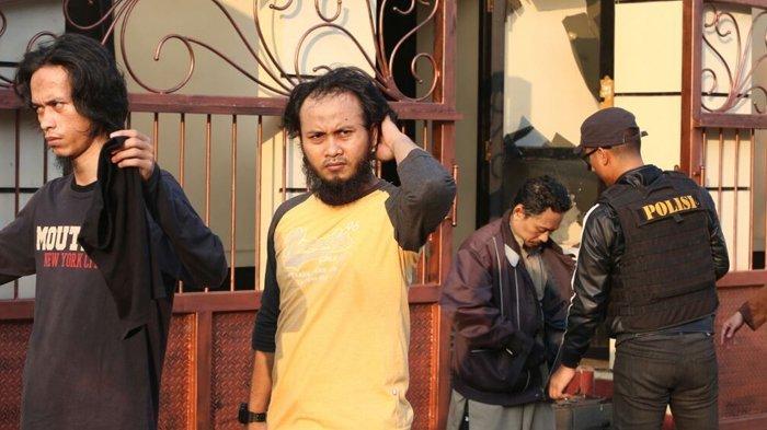 Terungkap, ada 4 Terduga Teroris Coba Menerobos Mako Brimob Coba Bantu Rekan di dalam Rutan