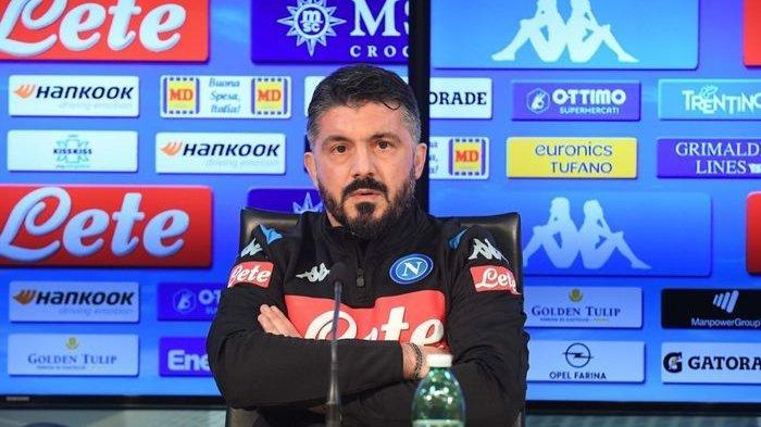 RESMI, Napoli Tunjuk Gennaro Gattuso sebagai Pelatih Kepala, Selamat Datang Rino!