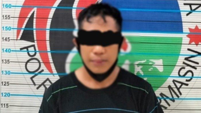 Narkoba Banjarmasin, Pembawa Sabu Diciduk Polisi Jalan Dahlia Banjarmasin Tengah