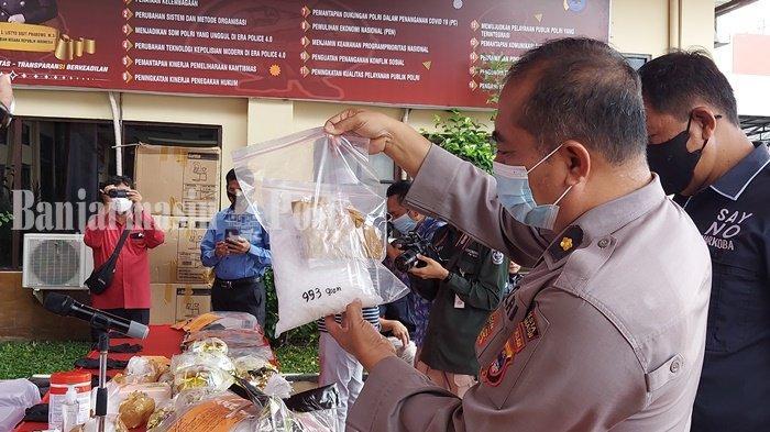 BREAKING NEWS: Ungkap Sabu 135 Kg Lebih, Polresta Banjarmasin Segera Beberkan Modus Pelaku