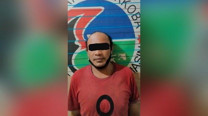 Narkoba Kalsel, Dikelabui Petugas Menyamar, Iskandar Dibekuk Satresnarkoba Polresta Banjarmasin