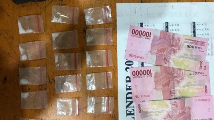 Narkoba Kalteng, Polisi Kotim Tangkap Yanto Miliki 17 Bungkus Palstik Sabu 5,11 Gram