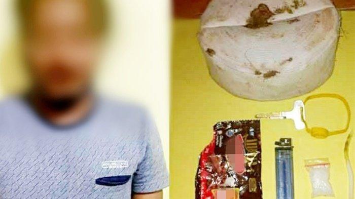 Narkoba Kalteng, Sopir Truk Bawa Sabu Diamankan Polisi di Kapuas Barat