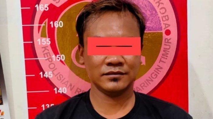Narkoba Kalteng, Pemilik Sabu Duduk Santai Saat Didatangi Petugas Polres Kotim