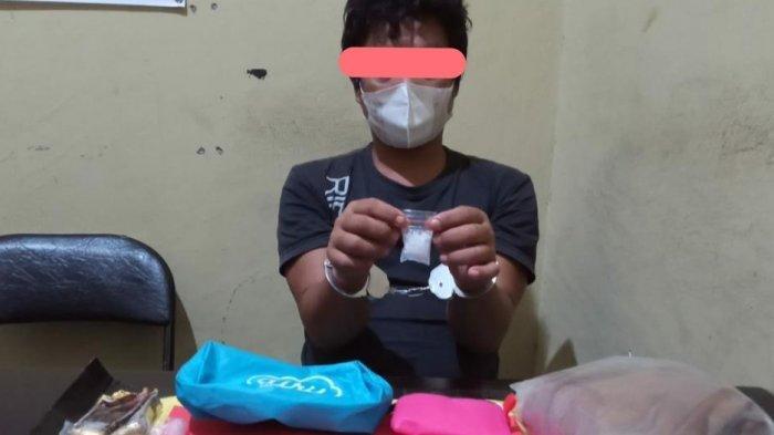 Narkoba Kalteng, Polisi Gunungmas Sita 11 paket Sabu Seberat 41,46 Gram