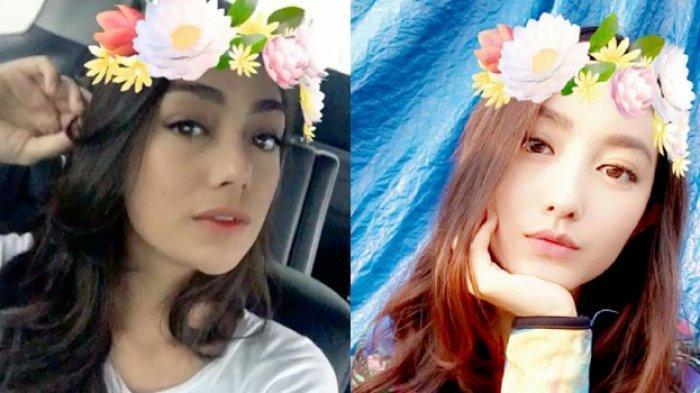 Beda Penampilan Celine dan Natasha Wilona Saat Ramadhan, Istri Stefan Kini Lebih Tertutup