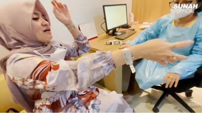 Fans Nasihati Sule, ini Kondisi Janin di Kehamilan 5 Minggu Nathalie Holscher