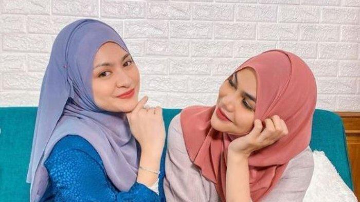 Daftar Artis Mualaf yang Pertama Kali Puasa di Ramadhan 2021, Nathalie Holscher & Katty Butterfly