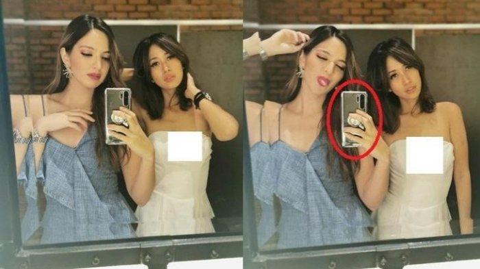 Bukan iPhone! HP Nia Ramadhani Saat Selfie Didebatkan, Istri Ardi Bakrie Pakai Huawei atau Samsung?