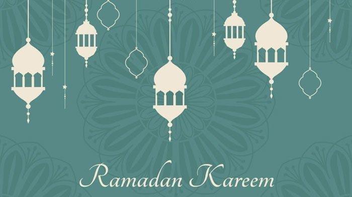 Ramadhan1441 H sebentar lagi.