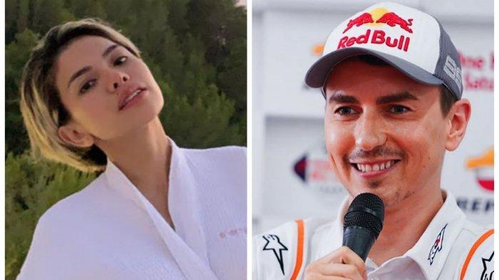 Heboh Aksi Ciuman Nikita Mirzani ke Rider MotoGP Jorge Lorenzo & Buka Baju di Mall dengan Billy