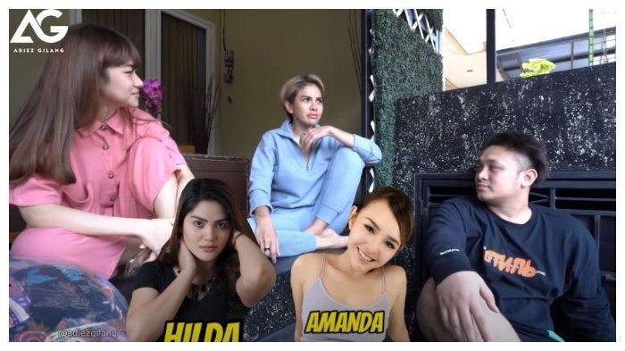 Sebab Nikita Mirzani Pilih Hilda Vitria Ketimbang Amanda Manopo, 2 Cewek Berkait Billy Syahputra