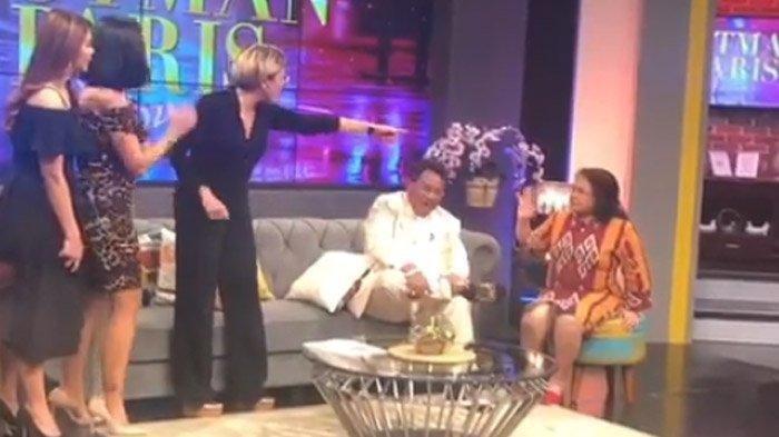 Kronologi Sebenarnya Nikita Mirzani Labrak Elza Syarief di Hotman Paris Show Versi Juliana Moechtar