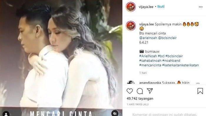 Tak Kalah Dari Momen Dipeluk BCL, Aksi Ariel NOAH di Dapur Juga Picu Reaksi 'Dag dig dug'