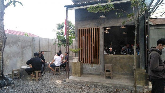 Kuliner Kalsel, Nobis Coffee Batola Mengusung Tema Industrial Jepang