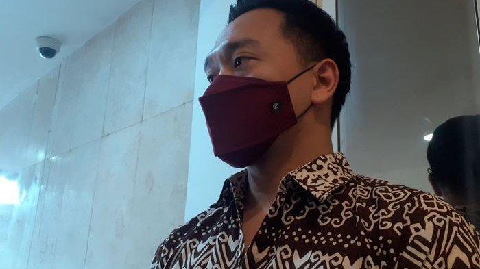 Michael Yukinobu Defretes saat Grid.ID temui di Polda Metro Jaya, Senin (5/4/2021).
