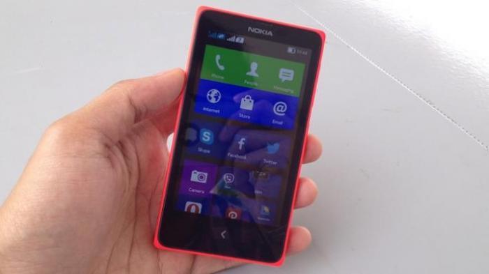 Ada Apa, Nokia Ujicoba OS Android pada Nokia 220, Mau Pasang Android?