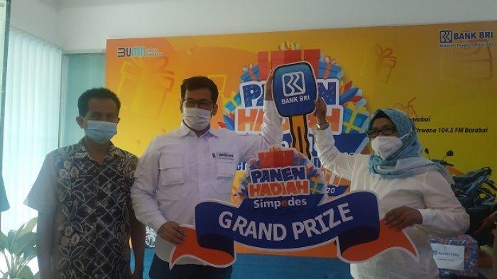Menang Grand Prize Undian Simpedes BRI Cabang Barabai, Warga HST Ini Bawa Pulang Suzuki Ertiga
