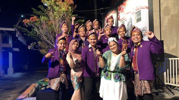 Nuansa Etnik Ansable Bawakan Lagu Banjar Secara Mashup