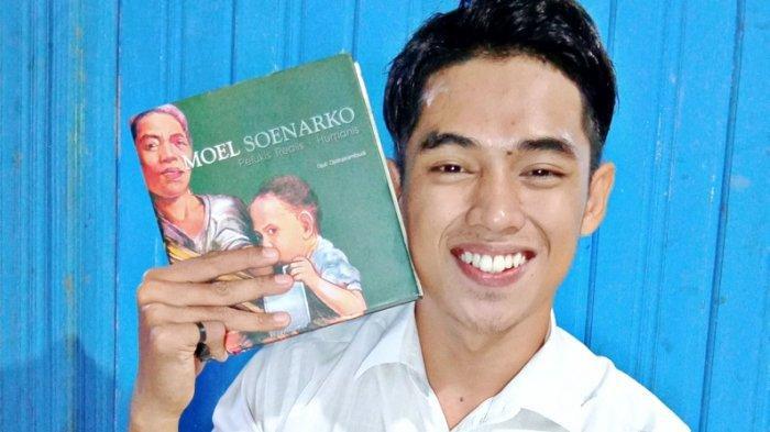 Pemuda Batulicin Ini Gerakkan Program ABC, Prihatin Rendahnya Minat Baca Anak-anak