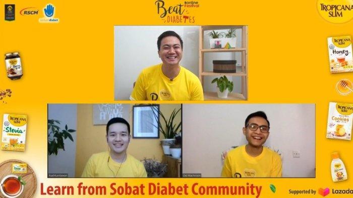 Tropicana Slim Ajak Lawan Diabetes di 52 Kota Indonesia Melalui #BeatDiabetes Online Festival 2020