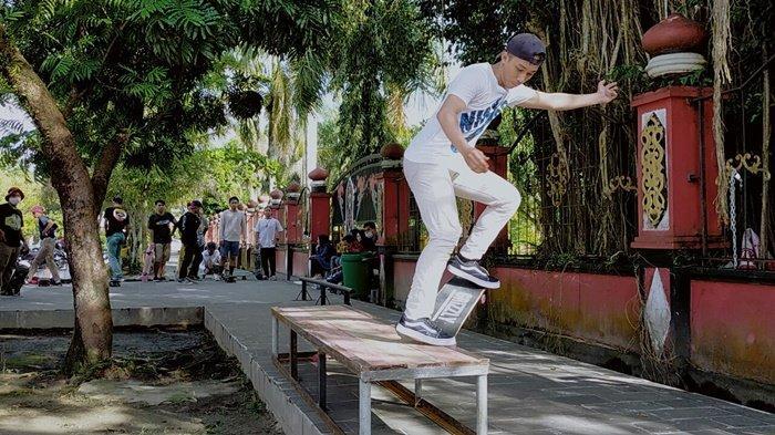 Skateboard Kini Digemari Remaja Sampit, Bentuk Komunitas Skateboarding