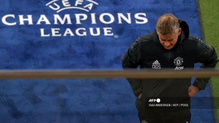 Pengganti Solskjaer sebagai Pelatih Manchester United Dibahas, Kans Conte Tangani Ronaldo dkk