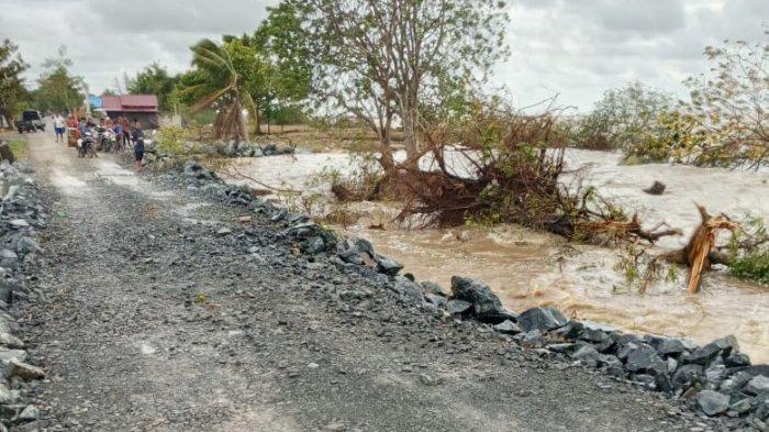 Jalan Poros di Pagatanbesar Segera Diperbaiki, Dewan Tala Sebut ini Besaran Biayanya