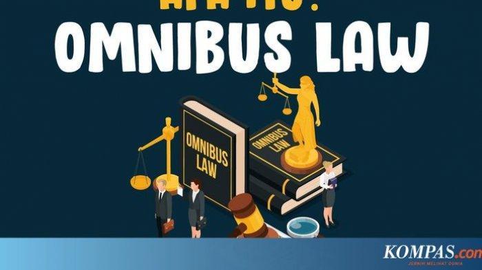 Politik Hukum Omnibus Law
