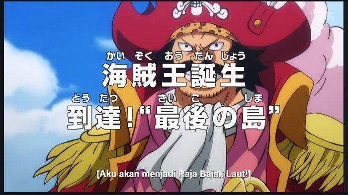 Link Nonton Streaming One Piece 968 Sub Indo Anoboy, Gol D Roger dan Kozuki Oden di Water Seven