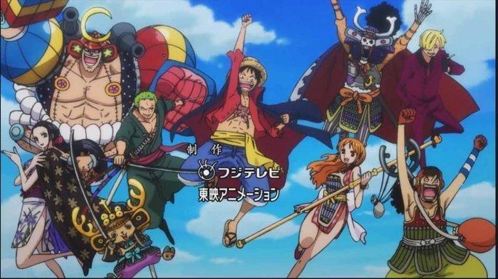 LINK Nonton Streaming One Piece 971 Sub Indo Anoboy, Oden dan Sembilan Akazaya