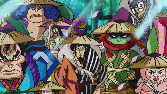 LINK Nonton Streaming Anime One Piece Episode 983 Sub Indo, Pukulan Monkey D Luffy