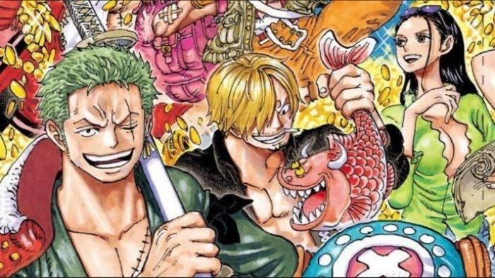 Spoiler One Piece Chapter 1002, Luffy Lepas Kekuatan Haki Bikin Kaget Kapten Kid, SuperNova vs Kaido