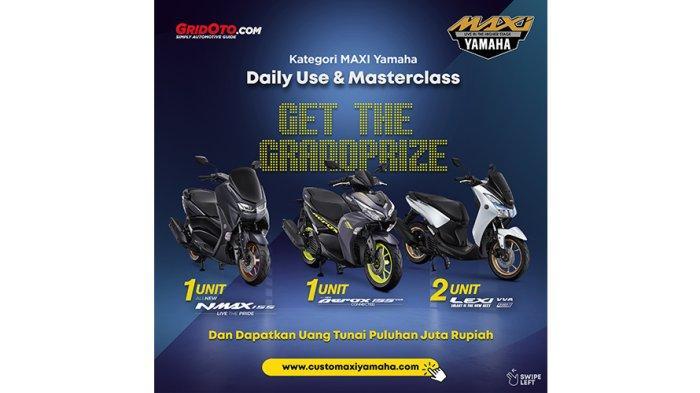 Online Customaxi Prize
