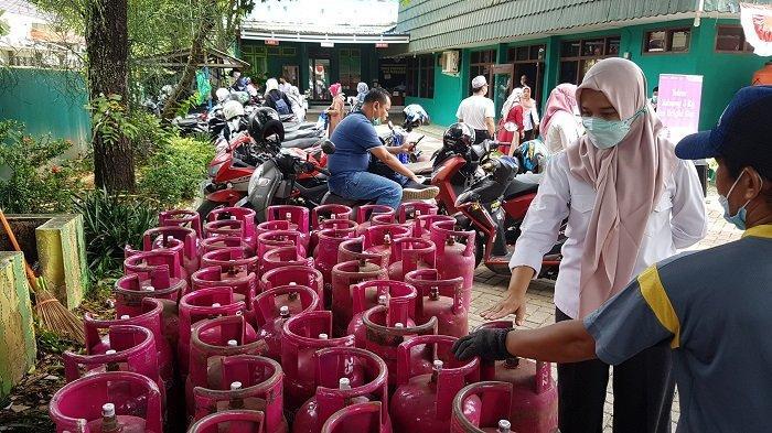 Menghilang di Eceran, Harga Elpiji 3 Kg di Martapura Bikin Kaget, Dijual Rp 40 Ribu