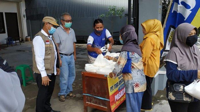 Gandeng Distributor Gula Pasir, Dinas Perdagangan Kalsel Gelar Operasi Pasar